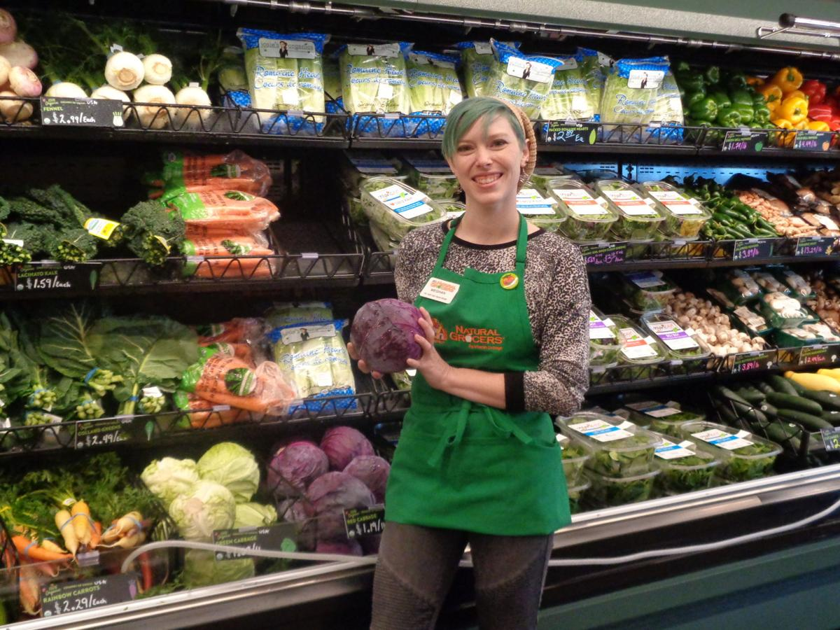 Meghan Meneely, nutrition health coach for Natural Grocers