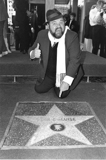 Dom Deluise Actor Comedian And Chef Dies At 75 Colorado Springs