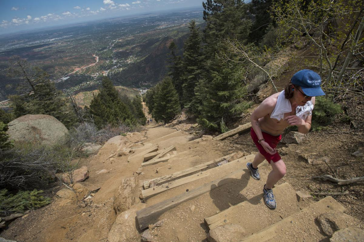 (COURIER) Manitou Incline