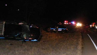 Police: Colorado woman drove impaired in wreck that killed deputy