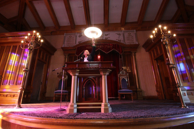 Oldest Synagogue in Colorado closing after 135 years.