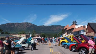 Tri-Lakes Cruisers 2019 annual Benefit Car Show (copy)