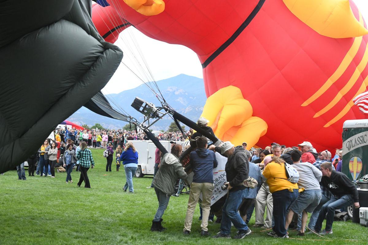 Colorado Springs Labor Day Lift Off 8