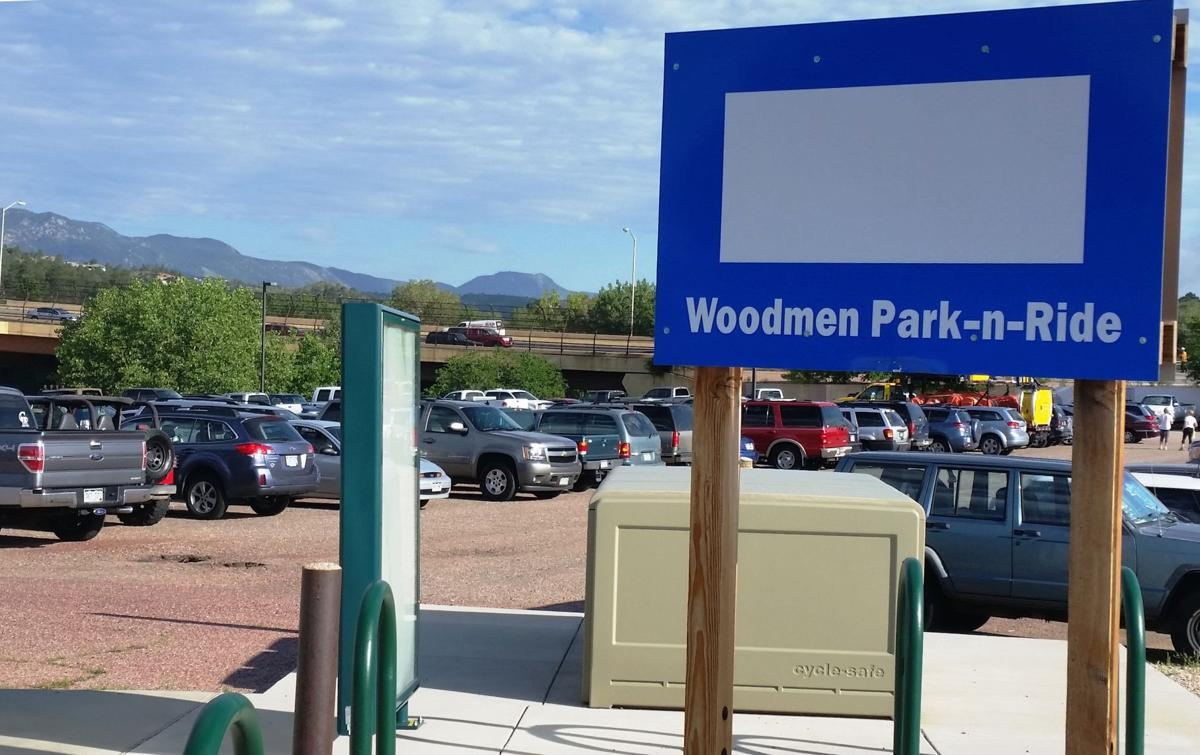 park n ride planned for east of colorado springs travel gazette com park n ride planned for east of