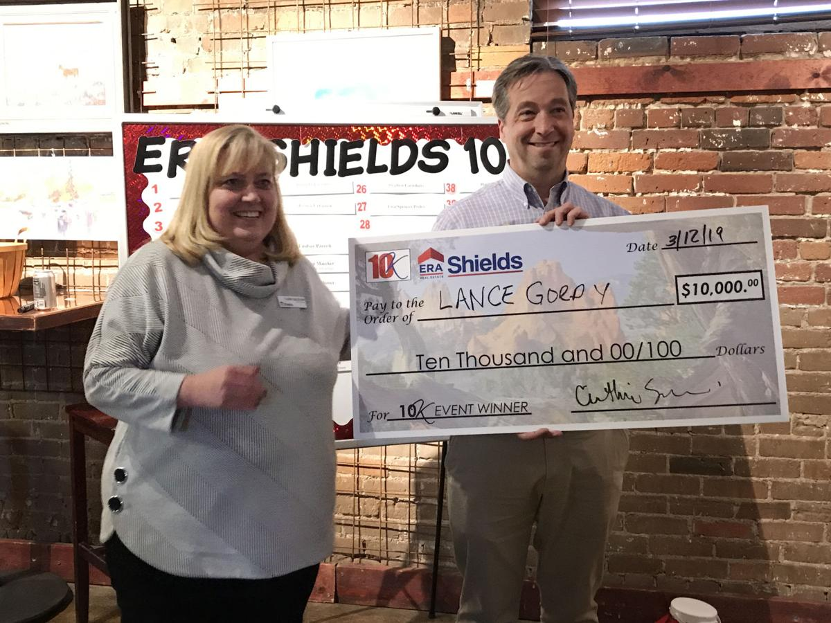ERA Shields celebrates 65th $10k award program drawing