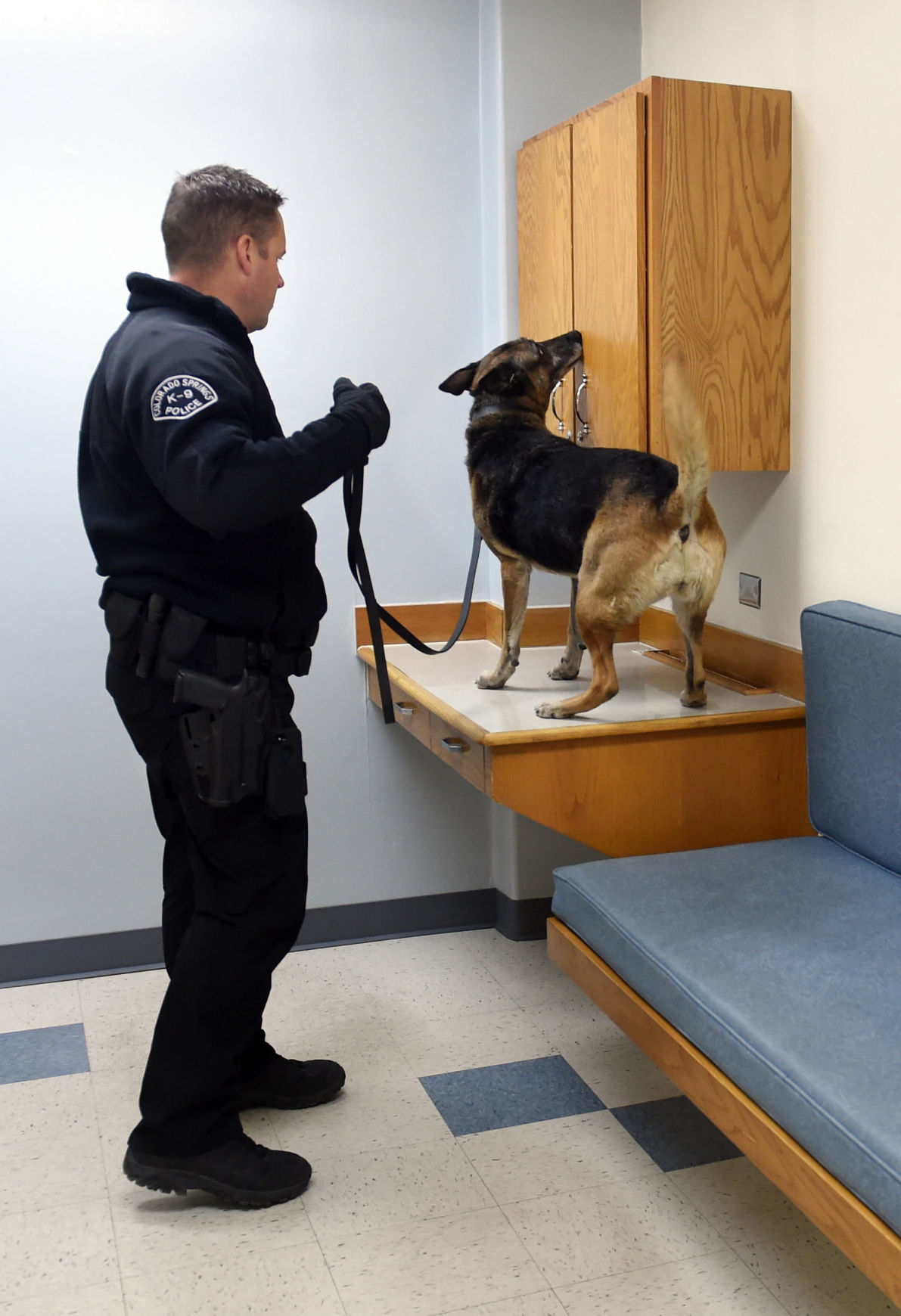 Hometown Heroes: Police K-9 unit recognized for protecting community