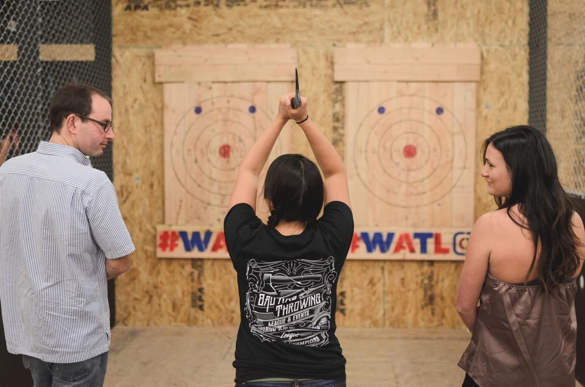 Axe throwing boom hits Colorado Springs | Arts & Entertainment ...