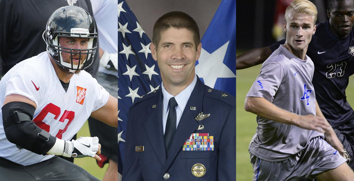 Ben Garland nominated for NFL Man of the Year as past, present Air Force athletes haul in major acknowledgments