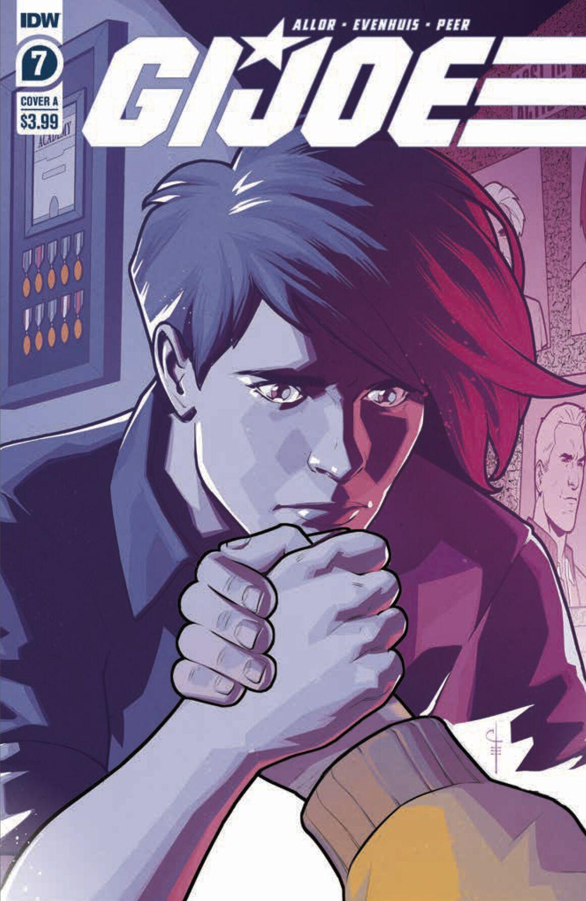 G.I Joe tackles PTSD in new issue