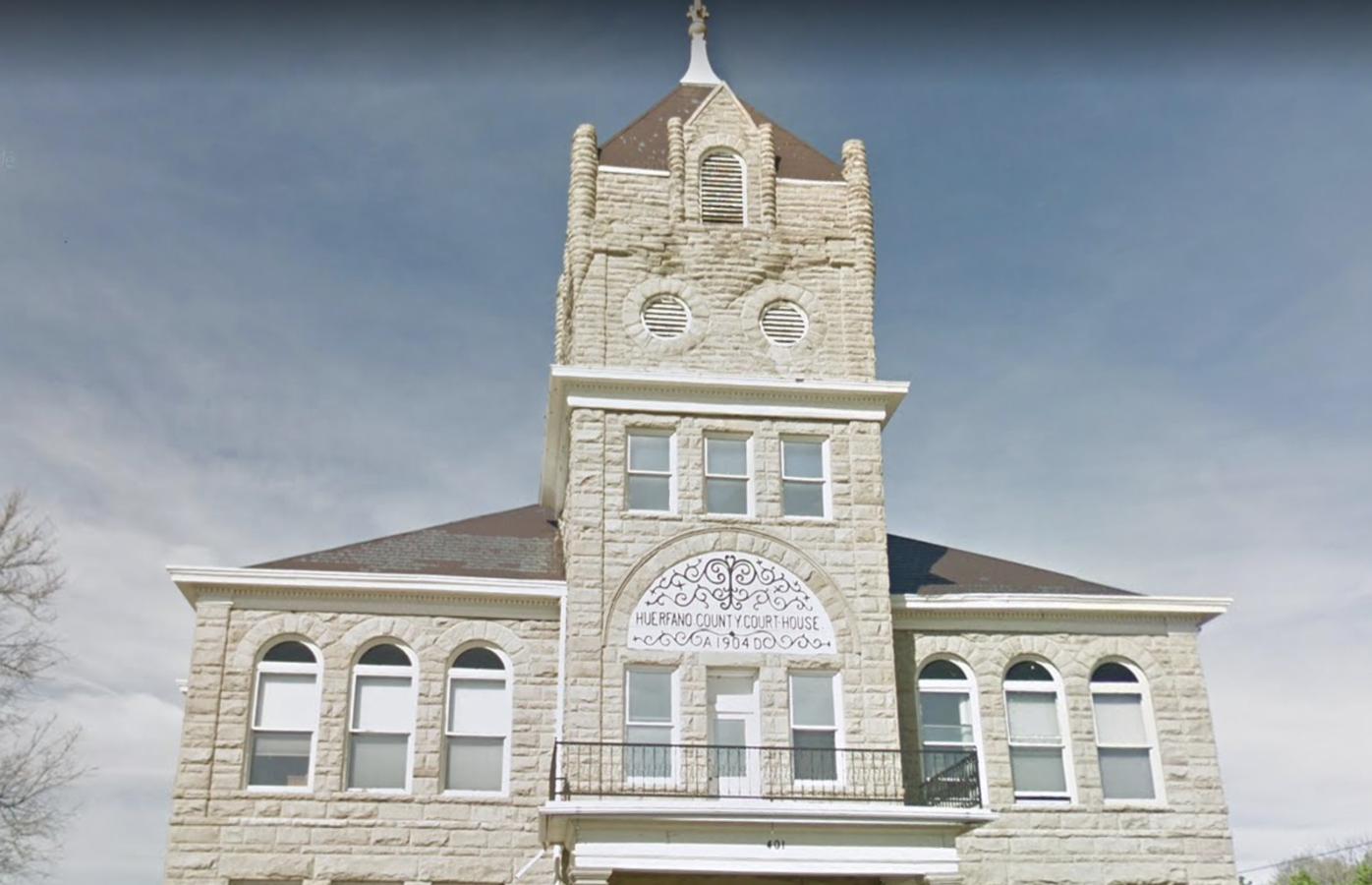 Huerfano County Courthouse