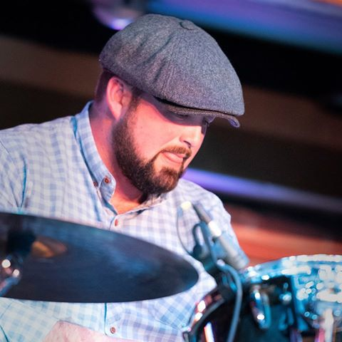 Latigo's Tyler Donaldson on drums