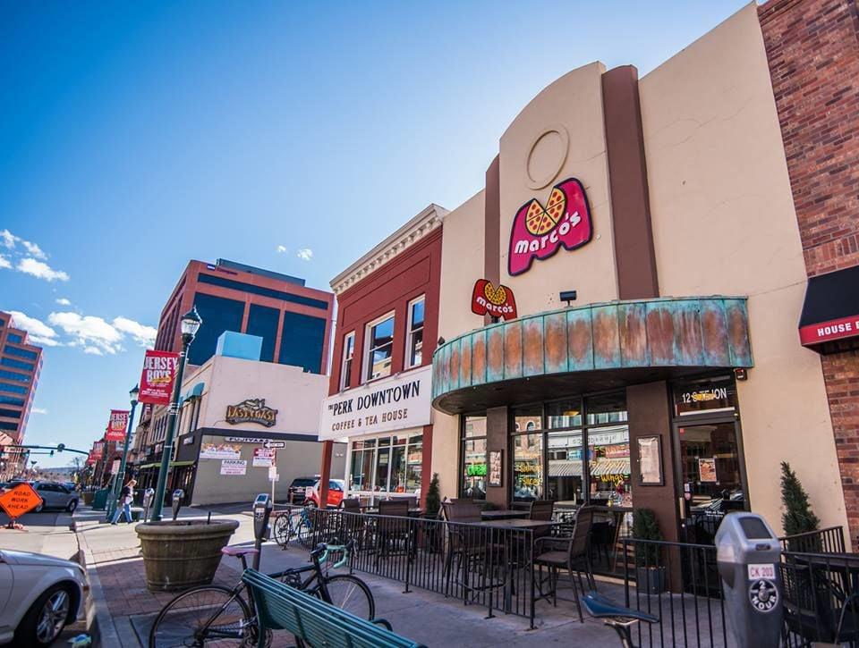 10 Best Al Fresco Restaurants In The Colorado Springs Area