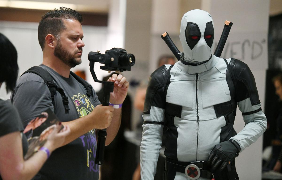 Comic Con 38