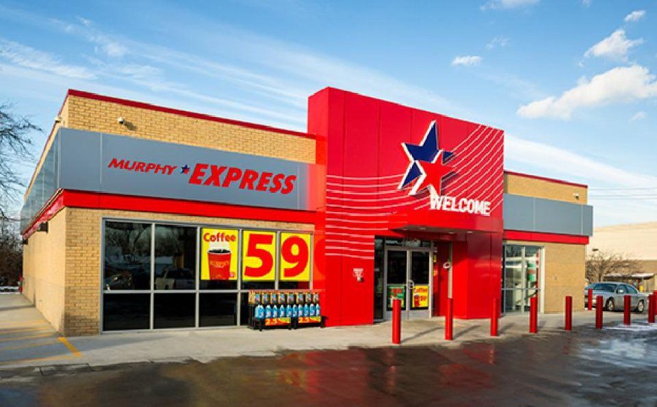 Murphy Express convenience store chain plans Colorado Springs expansion