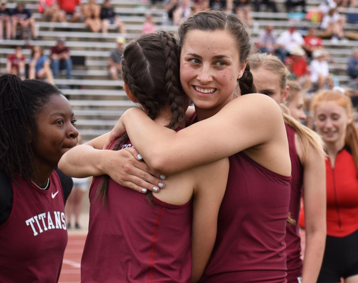 Snapshots: D-20 schools bring the heat for state track and field championships