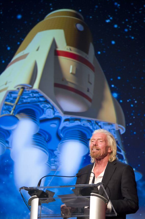 Space Symposium 2019-Richard Branson
