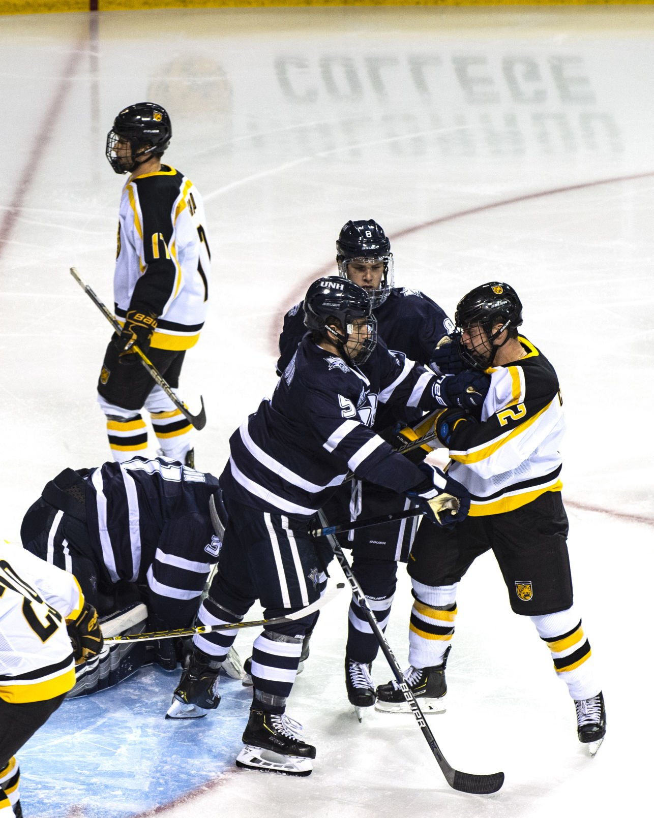 NCHC: Colorado College Hockey 'exhaled' Too Deeply In Loss To No. 2 St. Cloud State