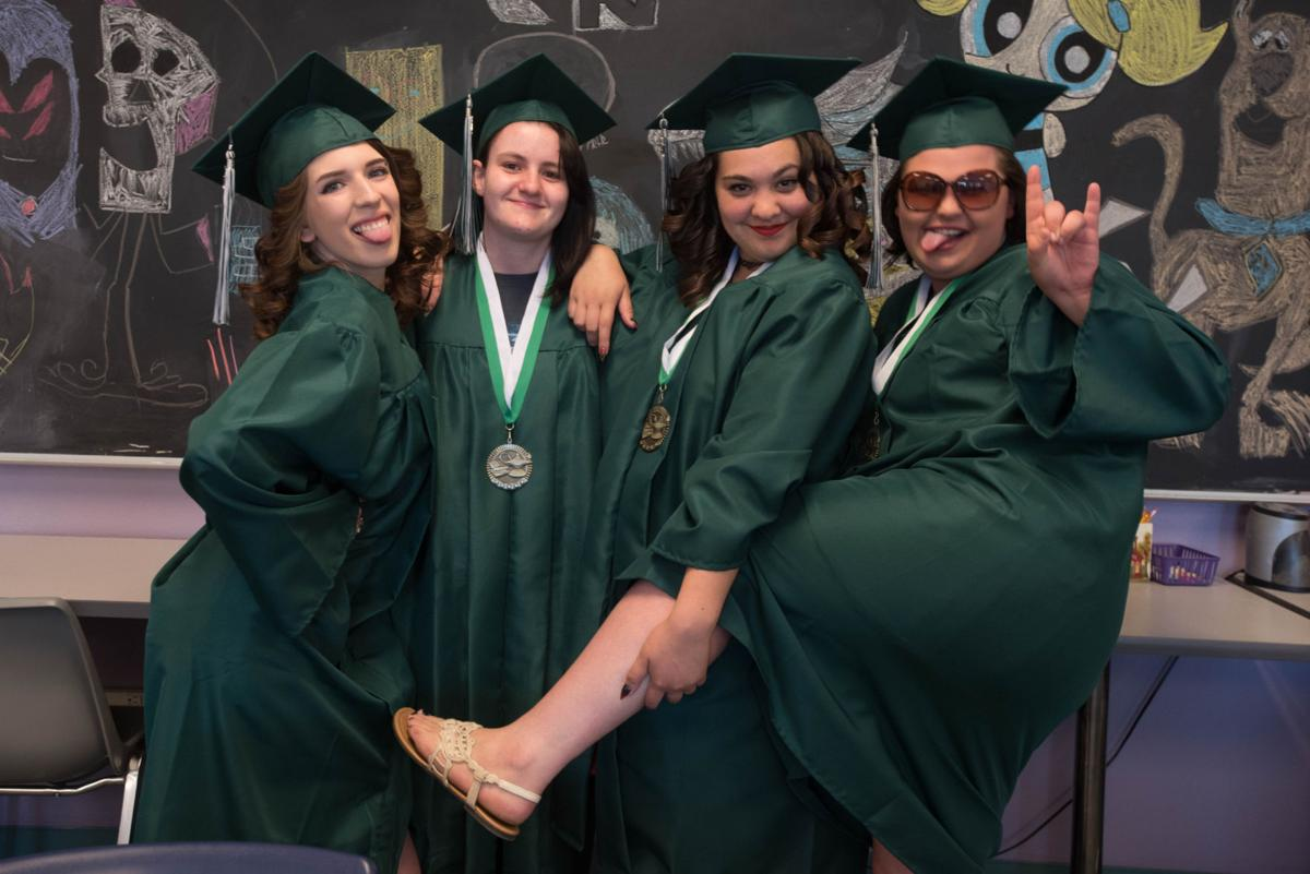 2017 Discovery High School Graduation