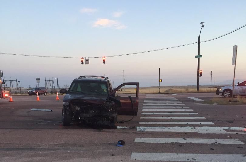 Falcon High School senior, 18, identified as victim of crash caused by suspected drunken driver