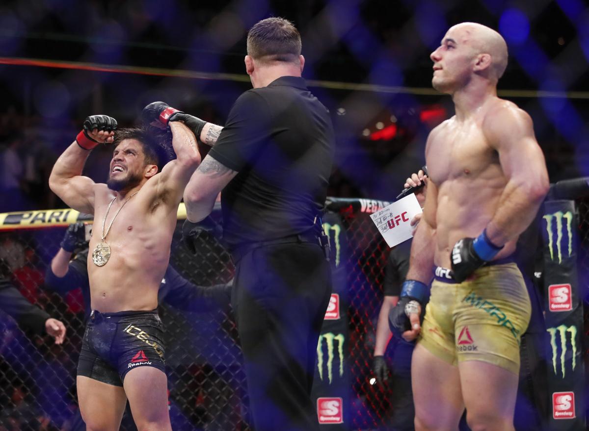 UFC 238 Mixed Martial Arts