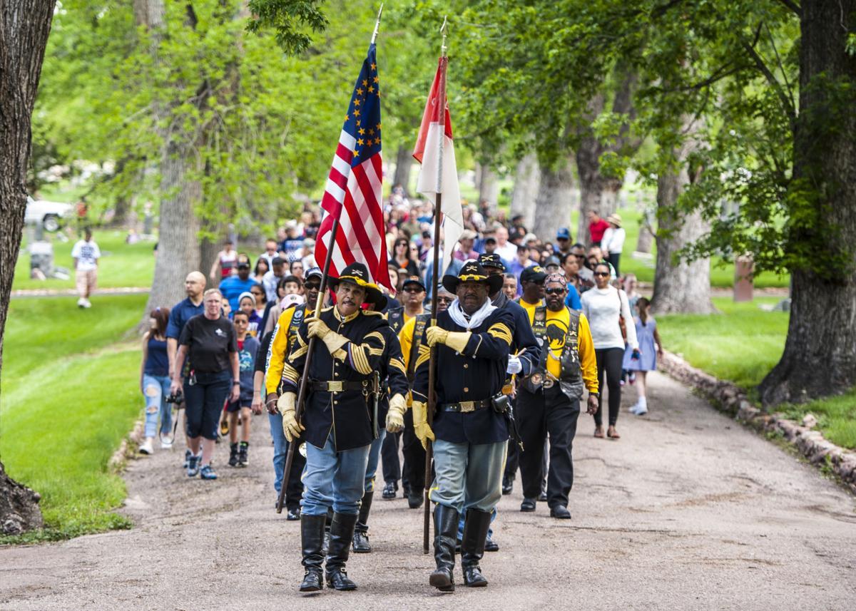 Colorado Springs-area Memorial Day ceremonies honor those who served and sacrificed