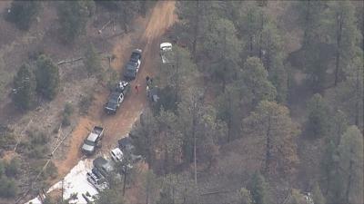 Plane crash in Jefferson County