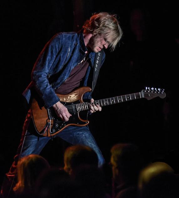 Blues guitarist Kenny Wayne Shepherd to perform in Colorado Springs
