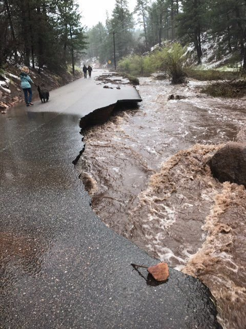 Disaster declared for Beulah flooding