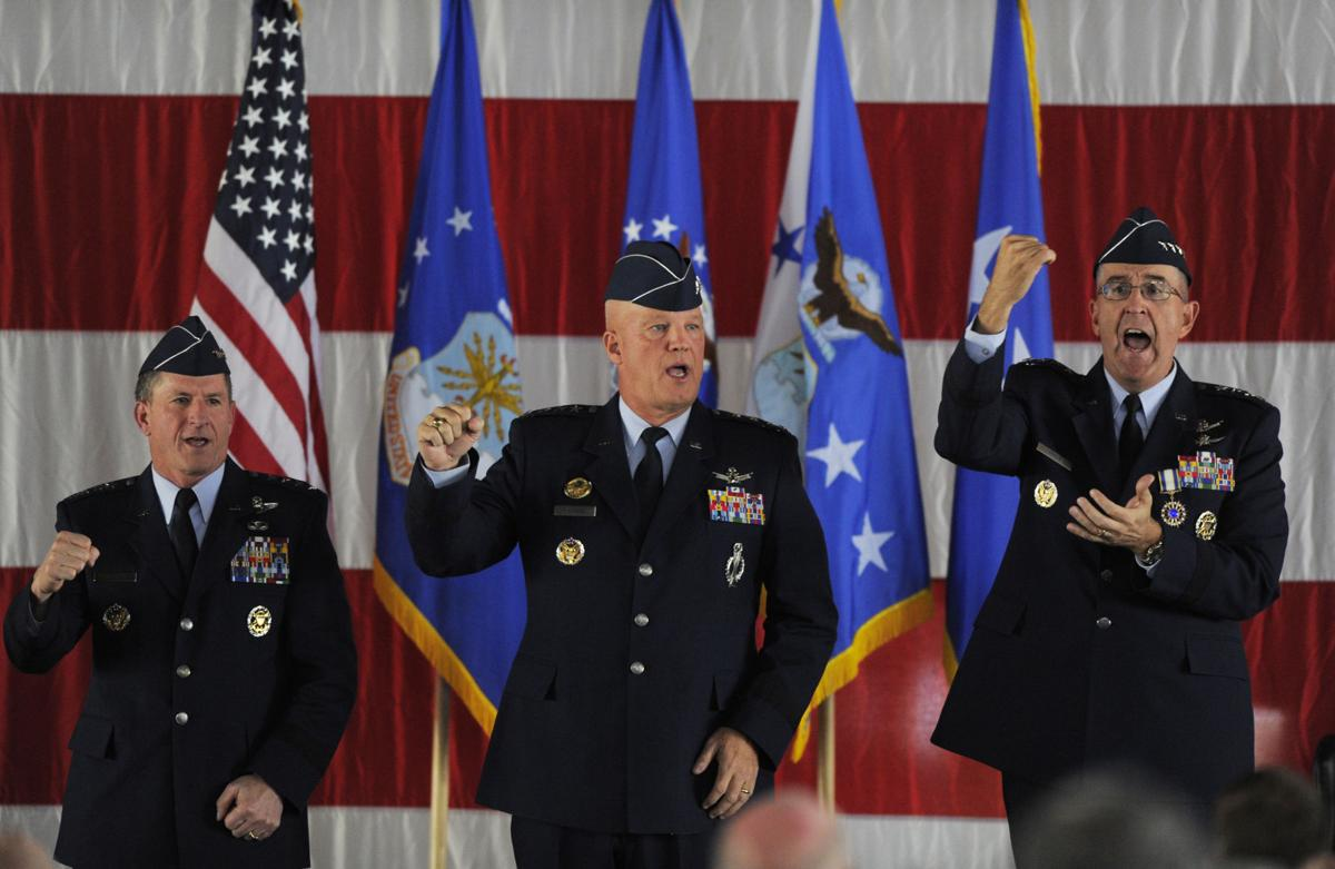 Colorado Springs is home (again) to new head of Air Force Space Command
