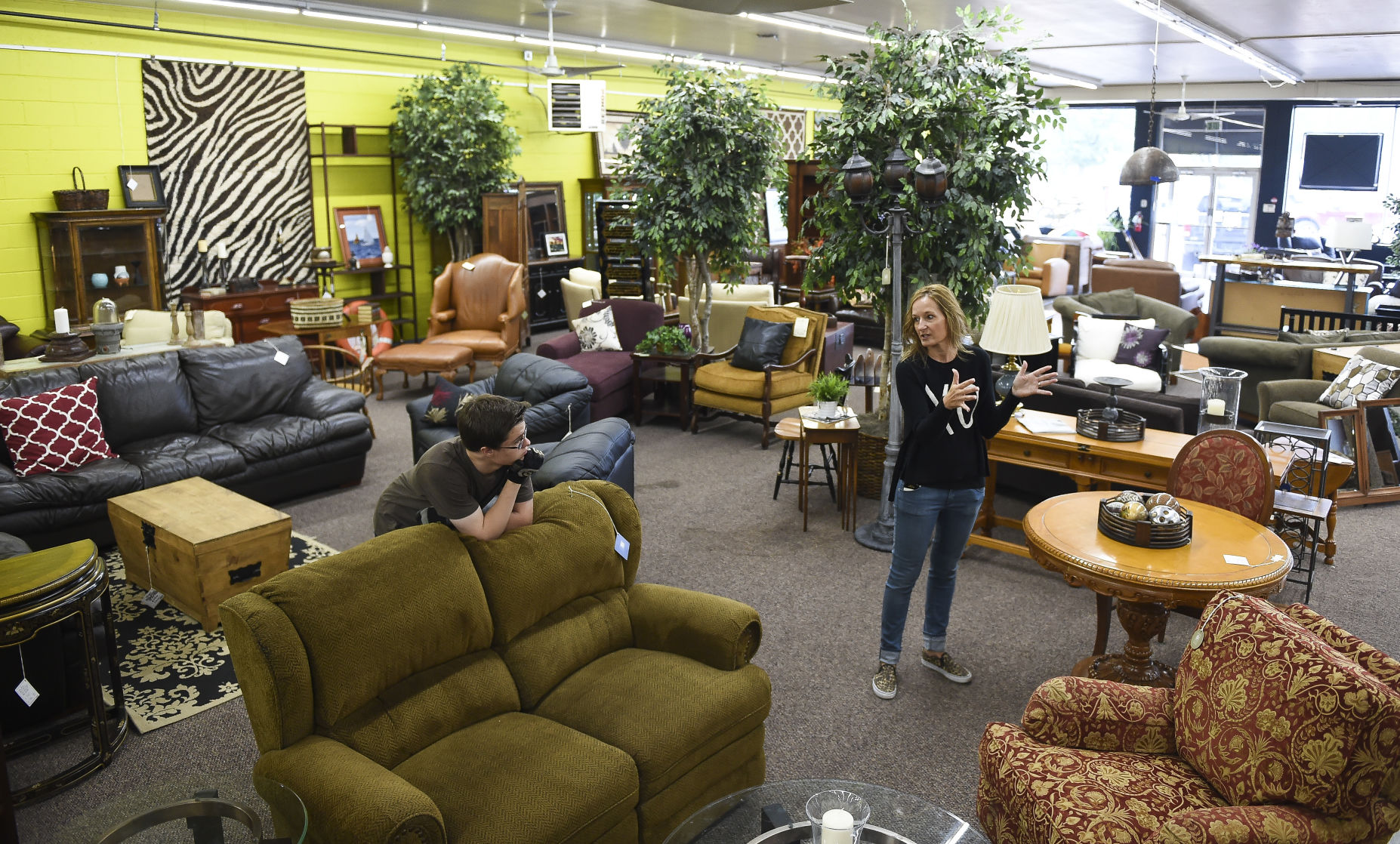 Colorado Springs Based Furniture Store Improves Sales Thanks To Staging |  Business | Gazette.com