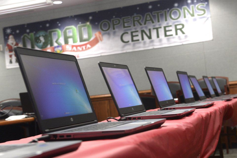 NORAD and 1,500 volunteers set for 62nd annual Santa tracking