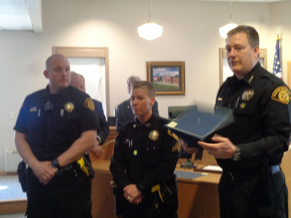 Honors and recognition doled out at Teller County Commissioners meeting
