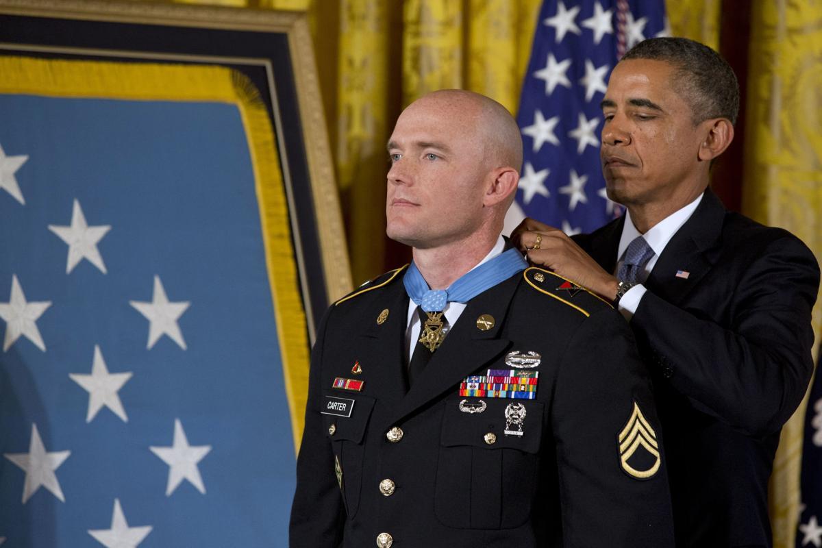 Barack Obama, Ty M. Carter