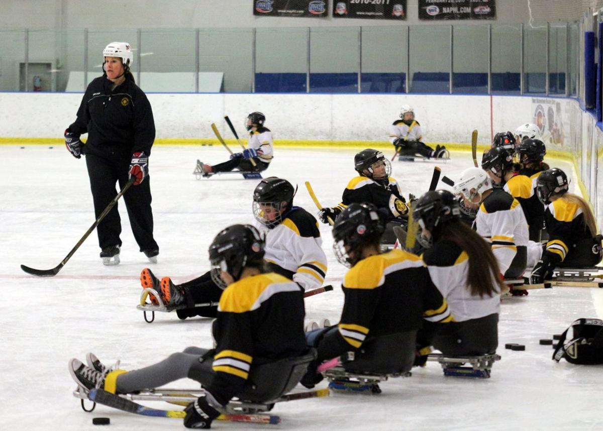Colorado Springs Tiger Sled Hockey Team. .jpg