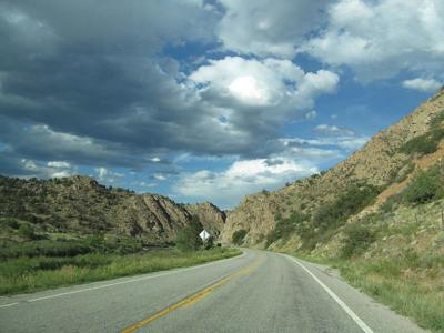 US 50 in Colorado (Photo) Credit Doug Kerr (Flickr