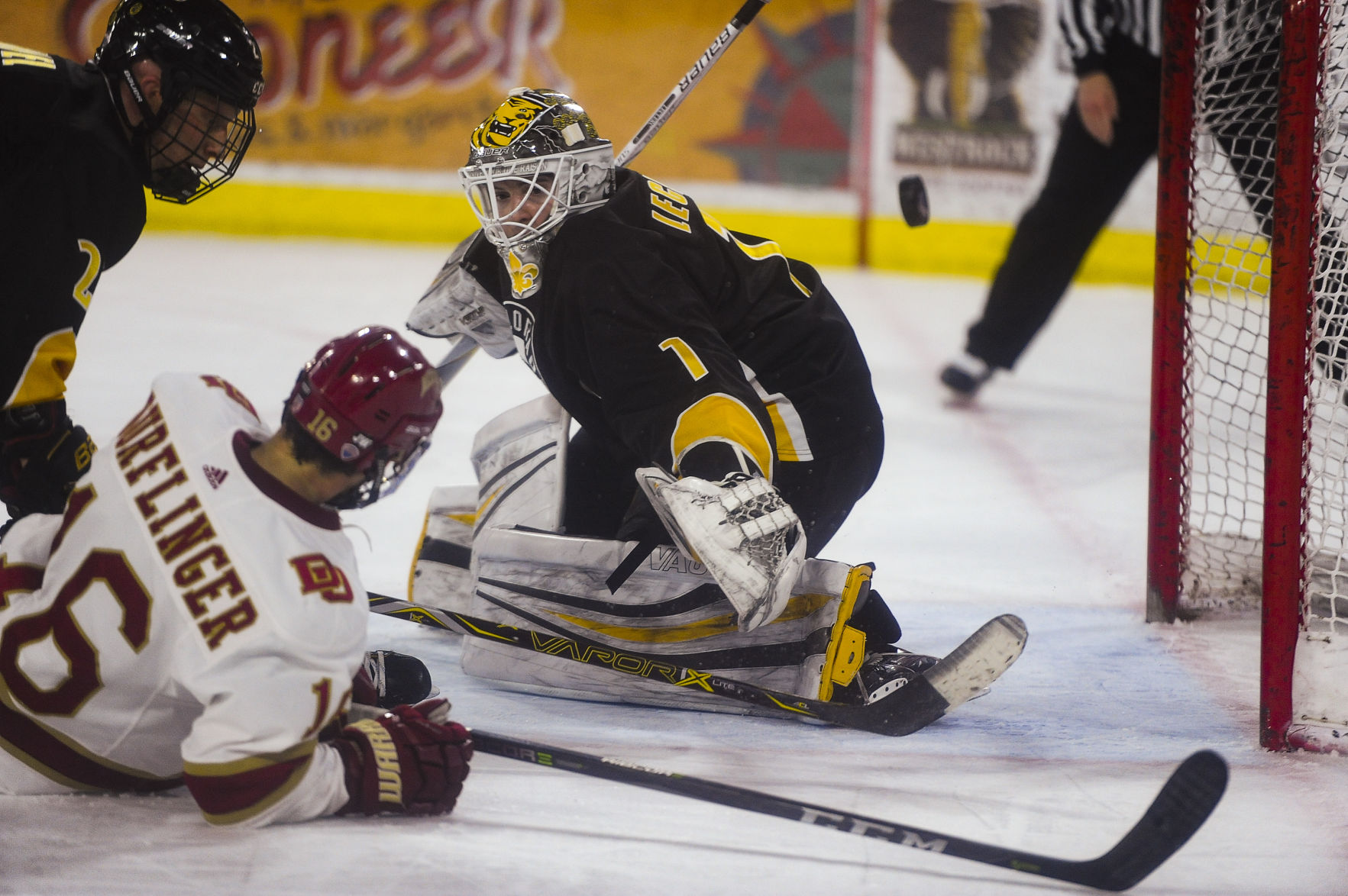 NCHC: A Year Has Made World Of Difference For Hockey Rivals Colorado College, Denver