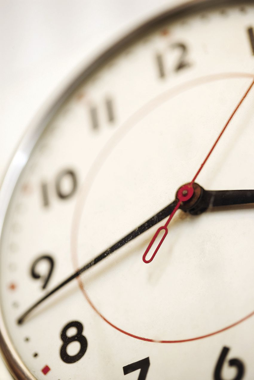 Minutes matter when it comes to stroke