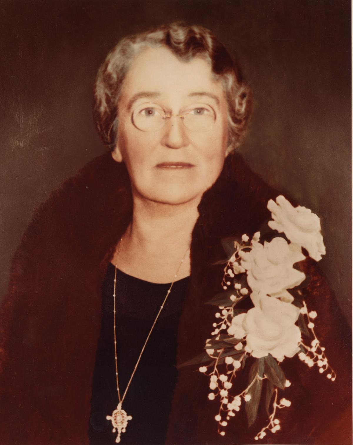 Alice Bemis Taylor. Photo Courtesy of Pikes Peak Library District