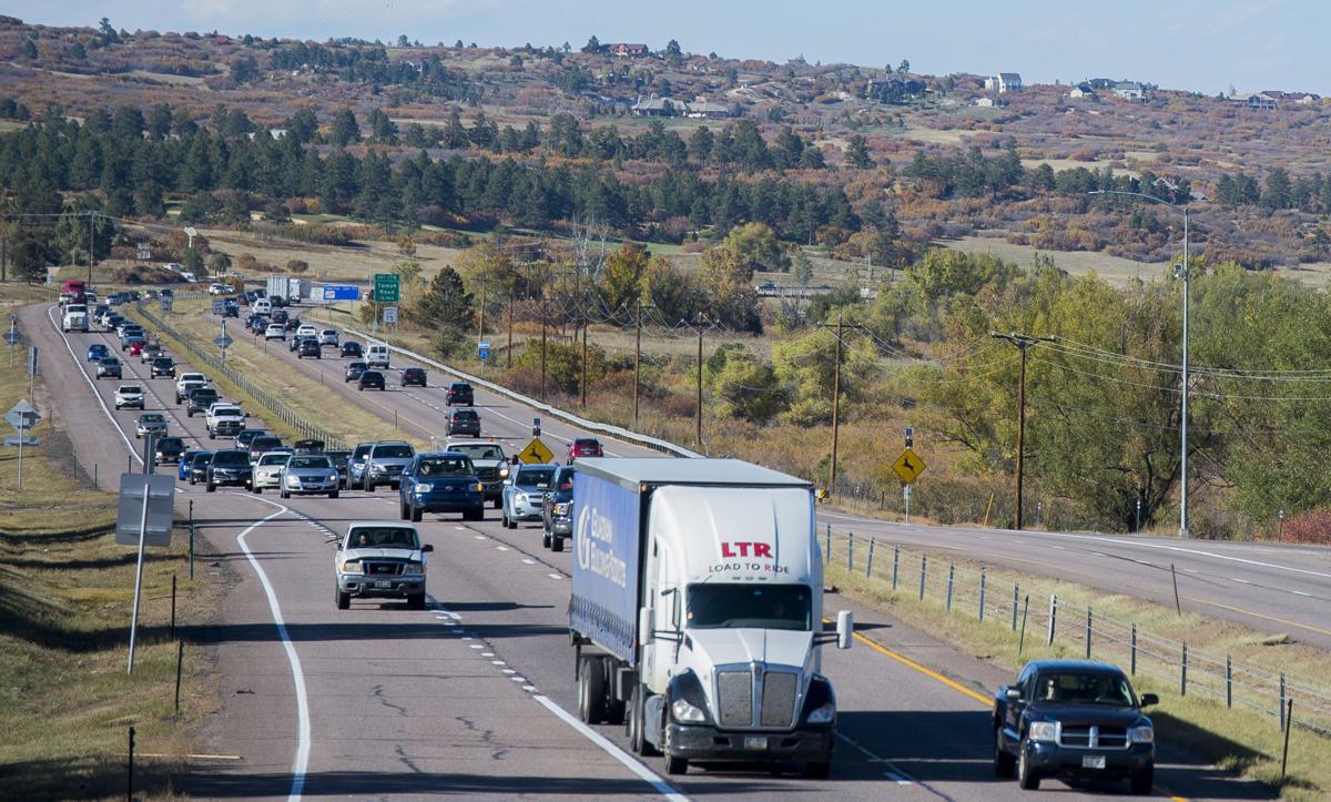 I-25 Traffic