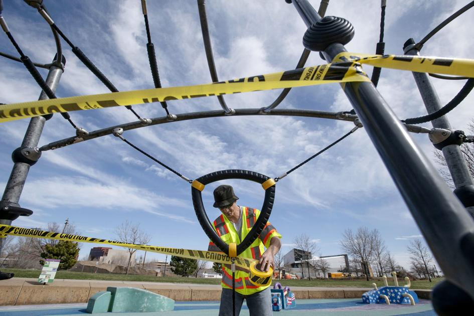Colorado Springs playgrounds will reopen Friday —with coronavirus limitations in place