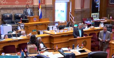 Colorado Senate 060721