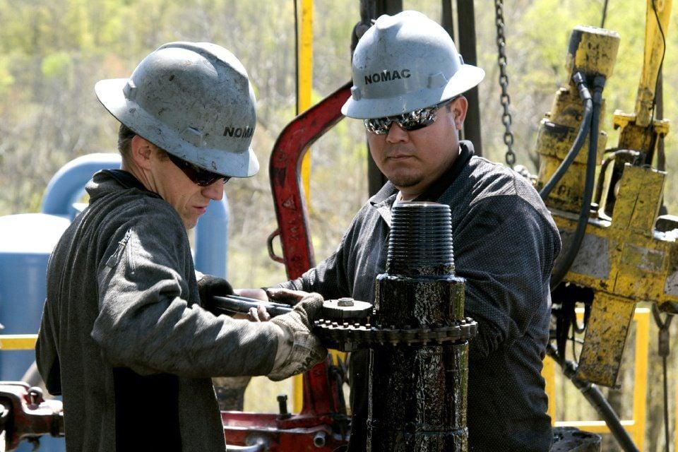 Natural Gas Drilling