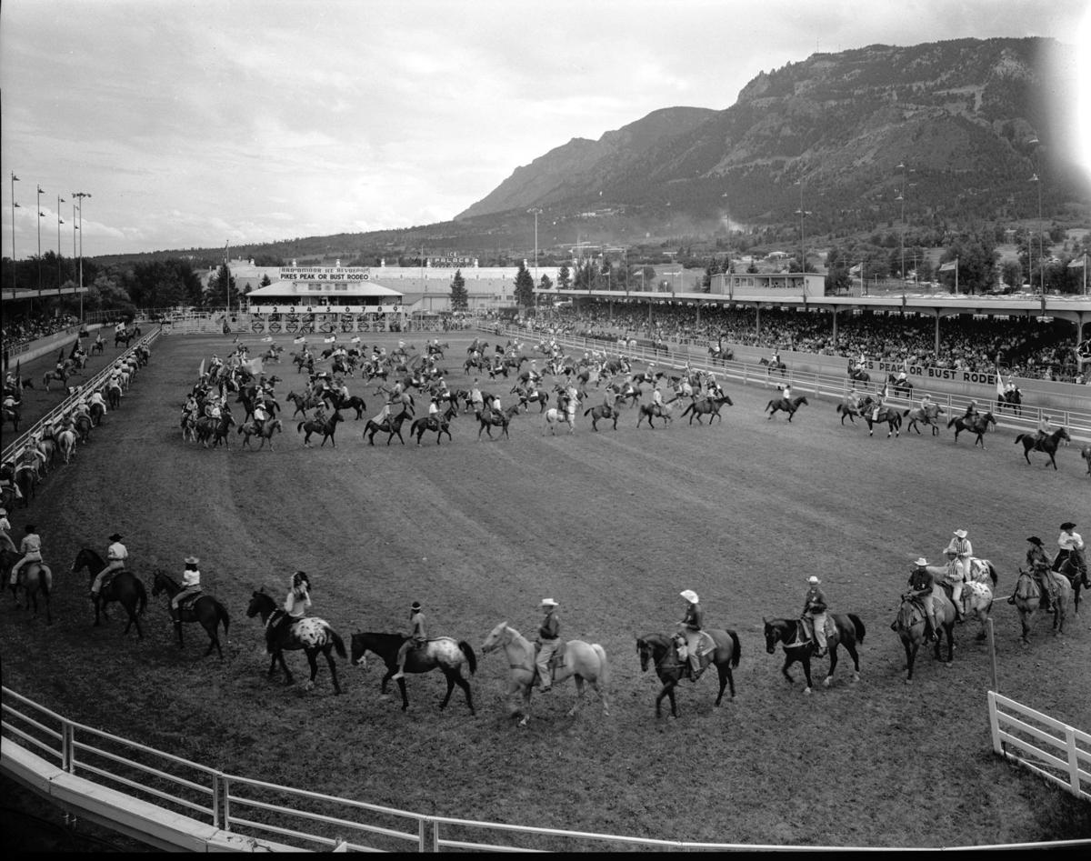 Springs history: the arts, rodeo and voyages to Pikes Peak