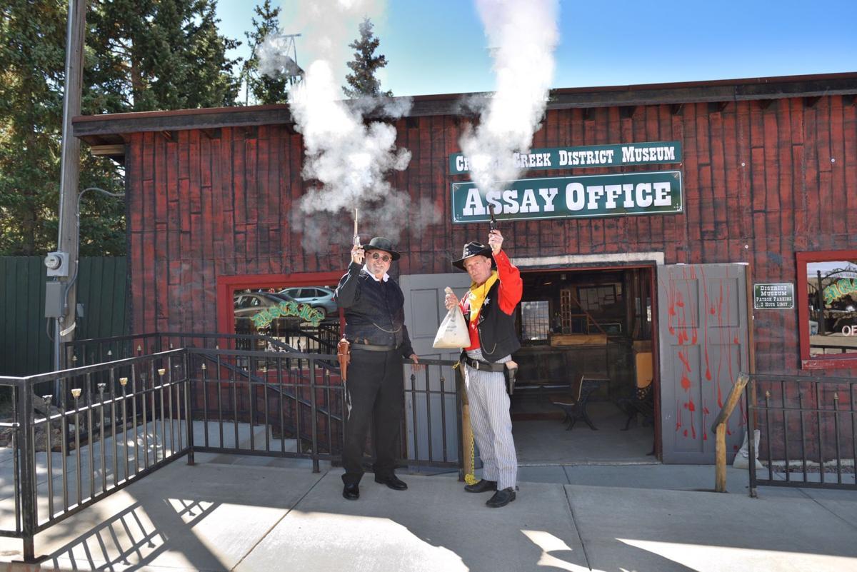 Larry Meyer and David Johnson, Mt. Pisgah Speaks