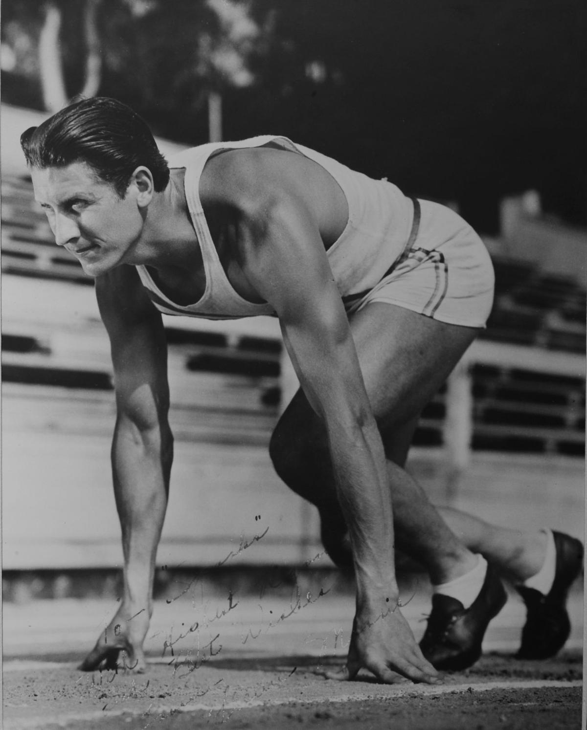Simla 1936 Olympic decathlon champ Glenn Morris reached dizzying heights before fall