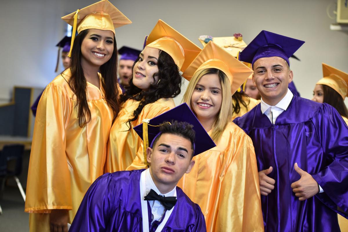 Ellicott Sr. High School Graduation 2016