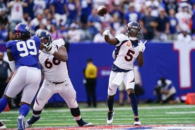Broncos Giants Football Risner Bridgewater