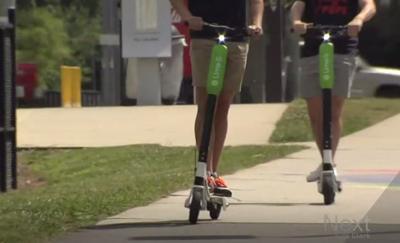 Denver scooter crash