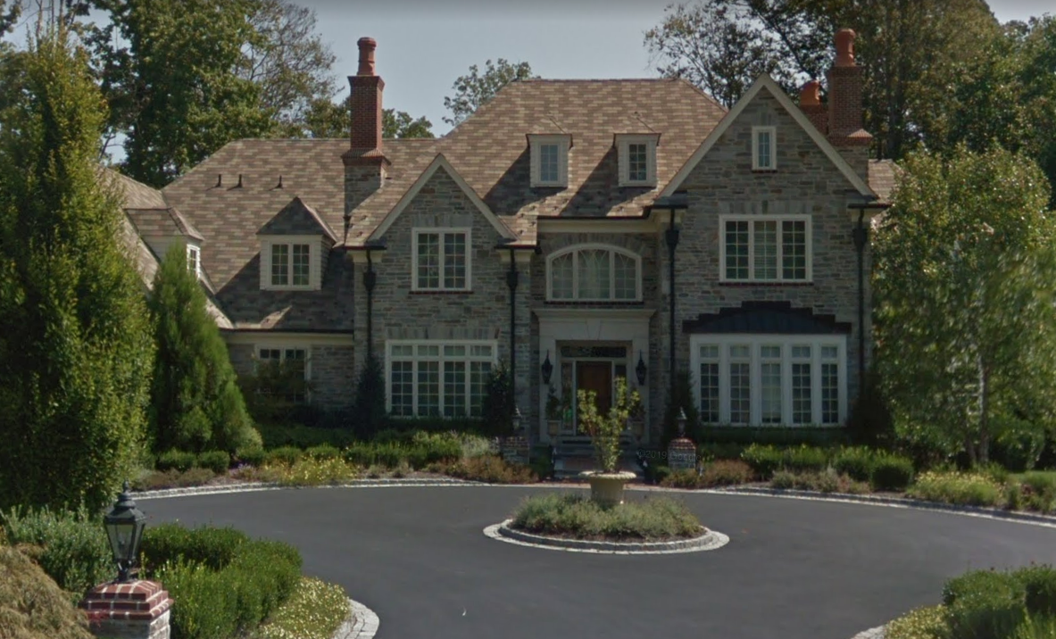 Residence of Sean McDougall