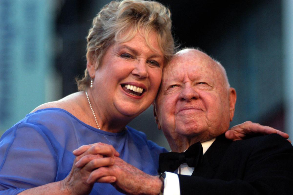 Legendary star Mickey Rooney dies at 93   Colorado Springs News